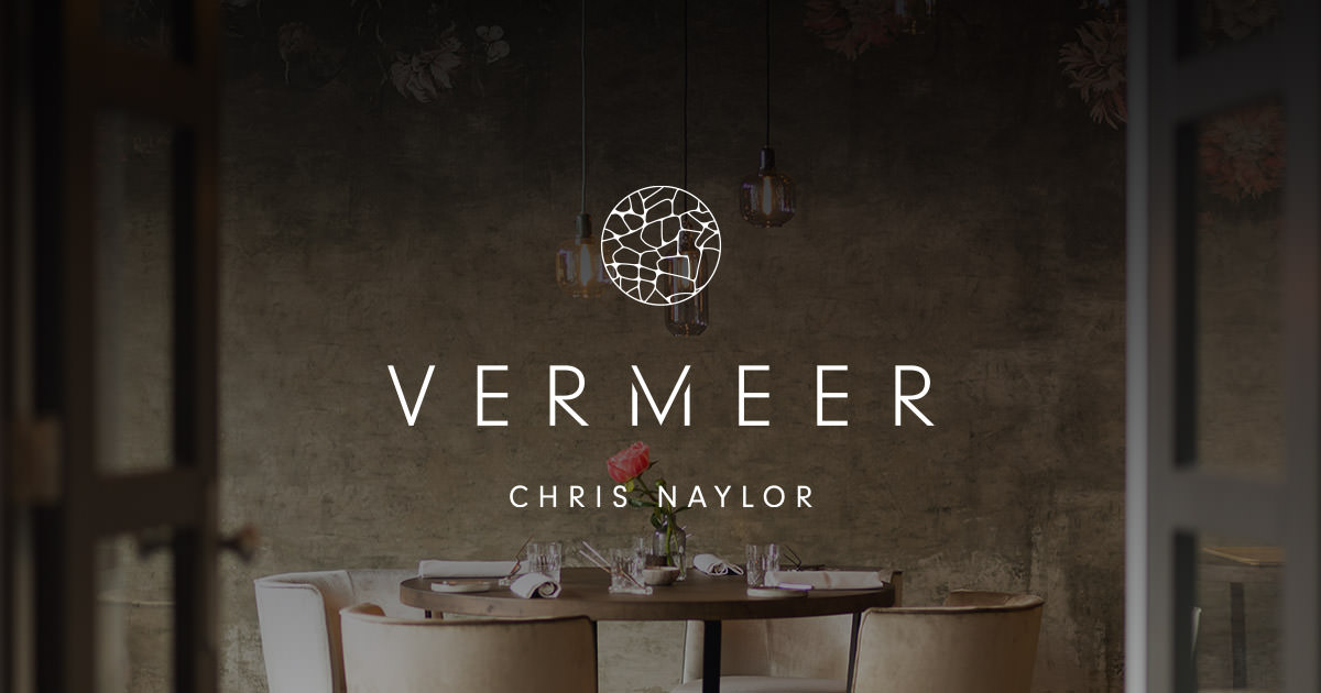 Welcome to Vermeer | Restaurant Vermeer